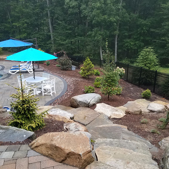 Century Oaks - CT Landscape Design and Installation